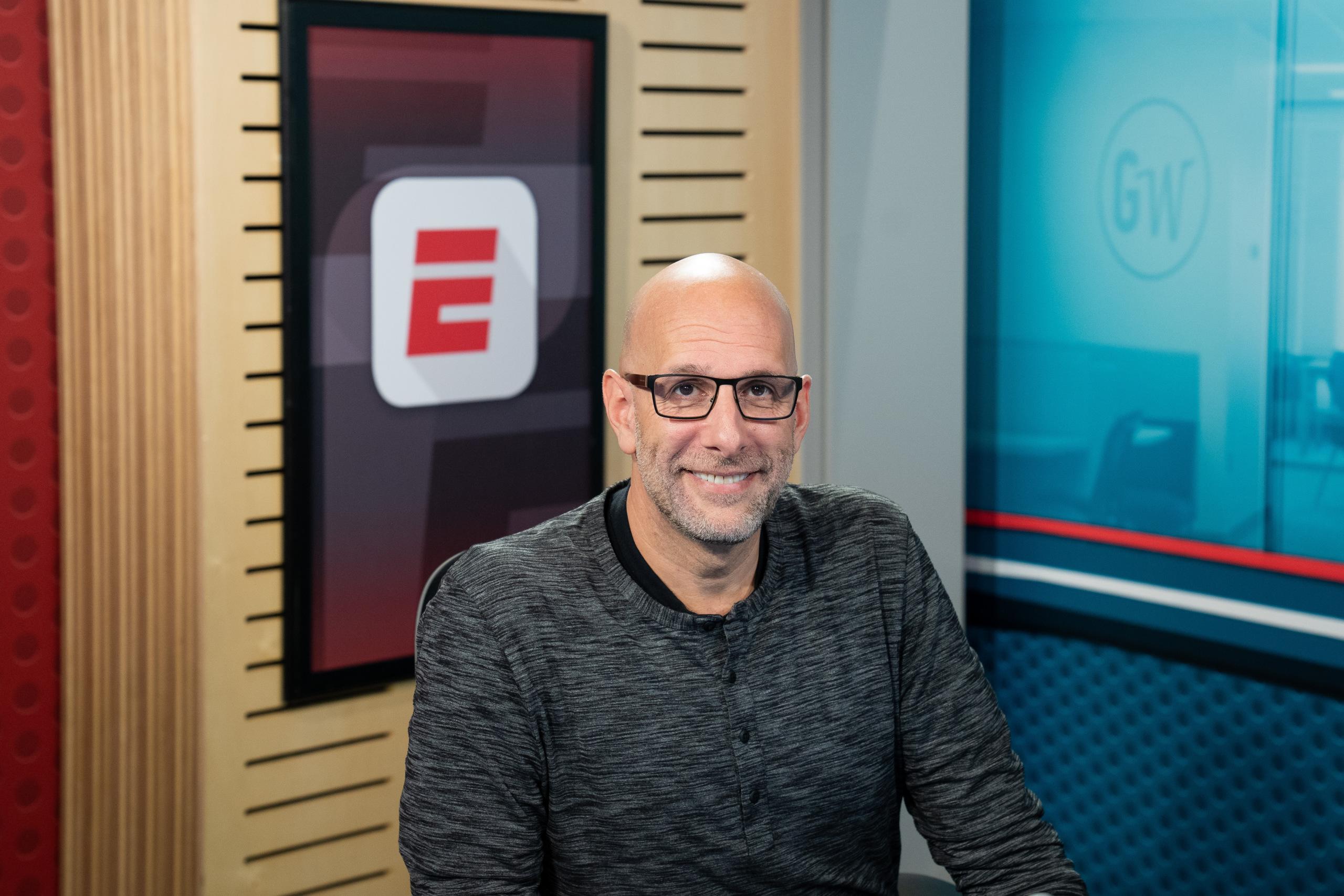 Dan Shulman ESPN