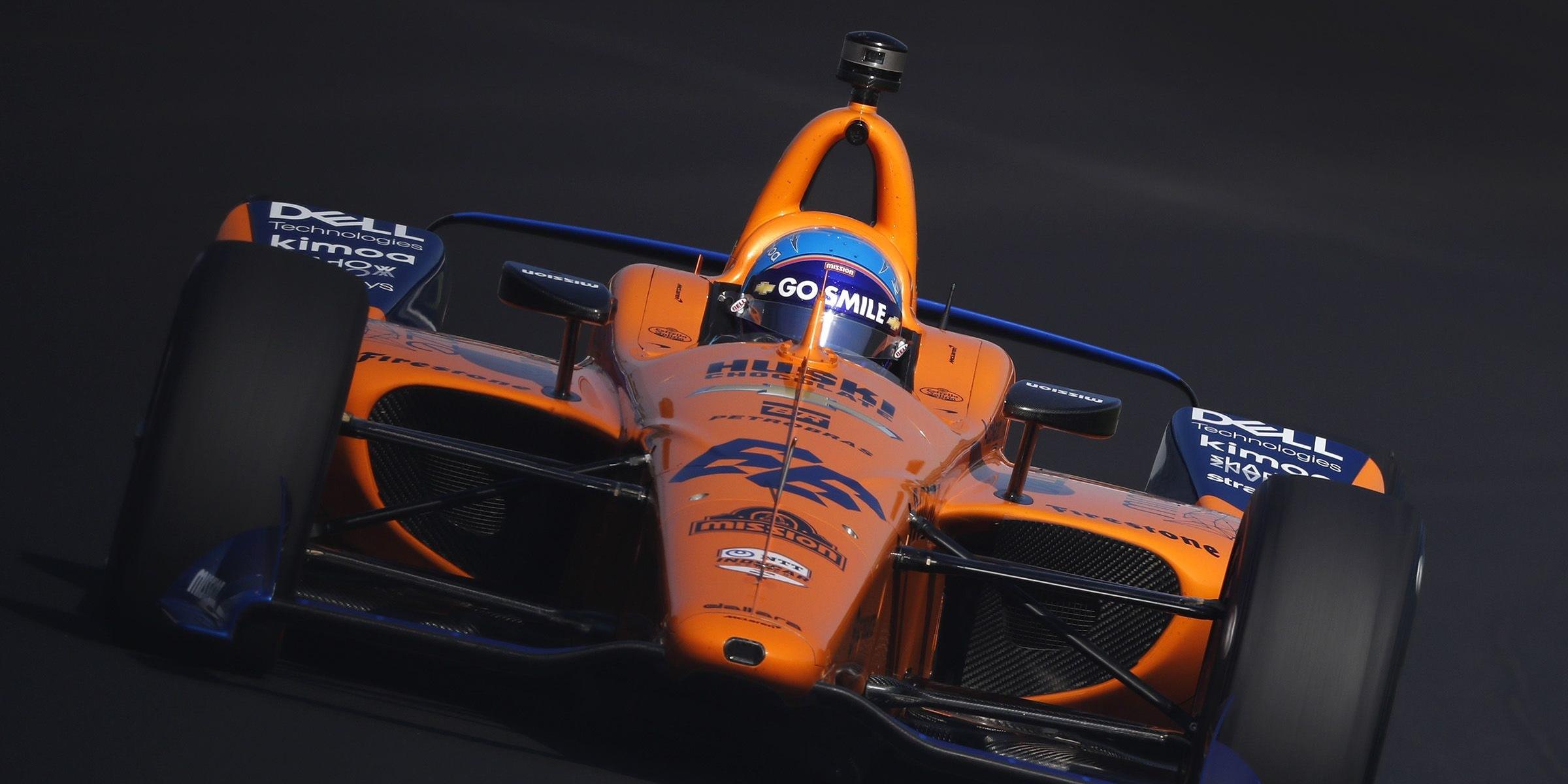 McLaren Race