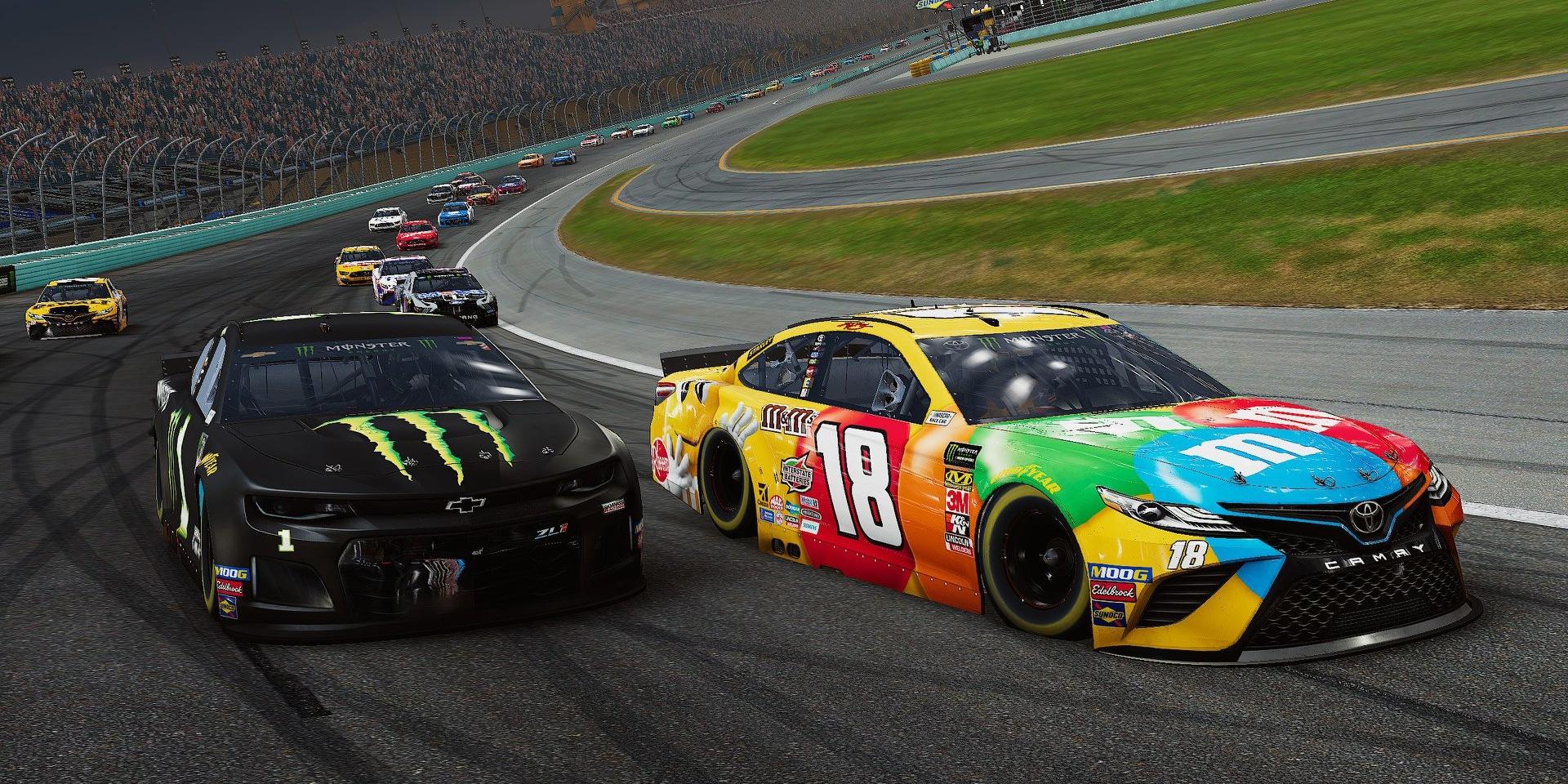 NASCAR game
