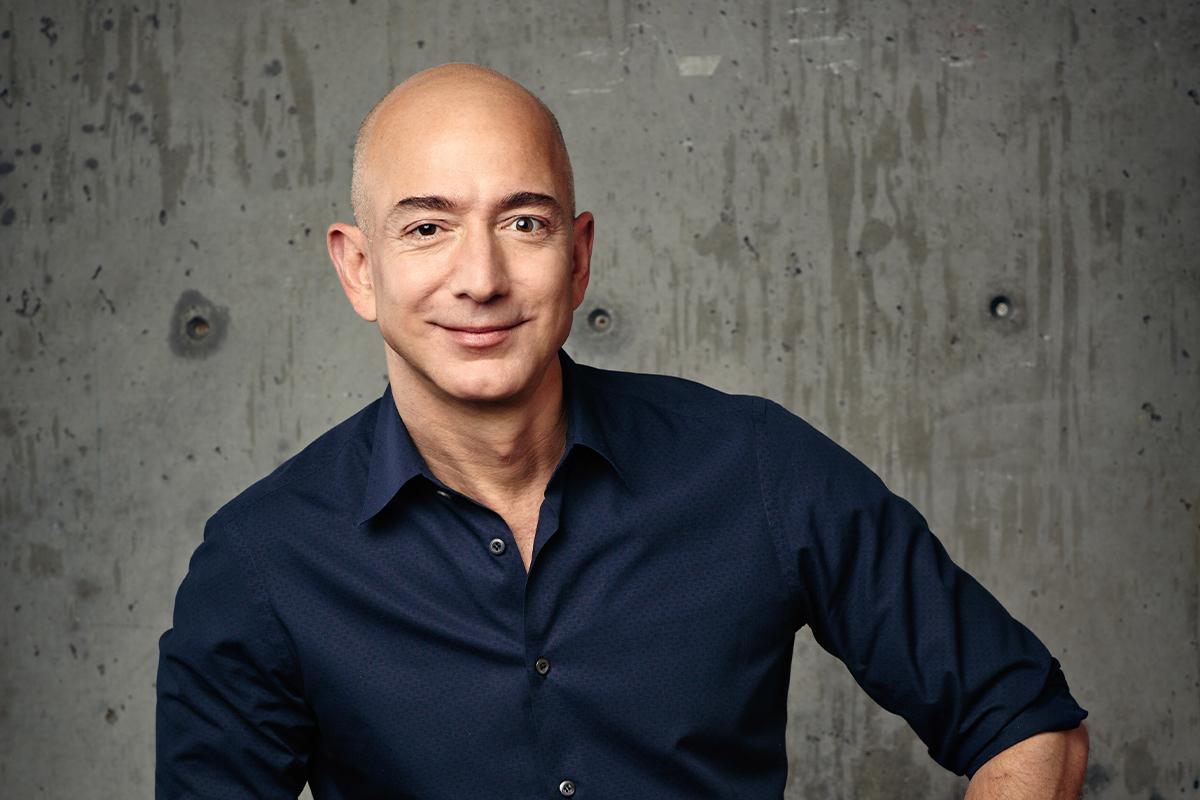 Jeff Bezos Net Worth: $182 billion